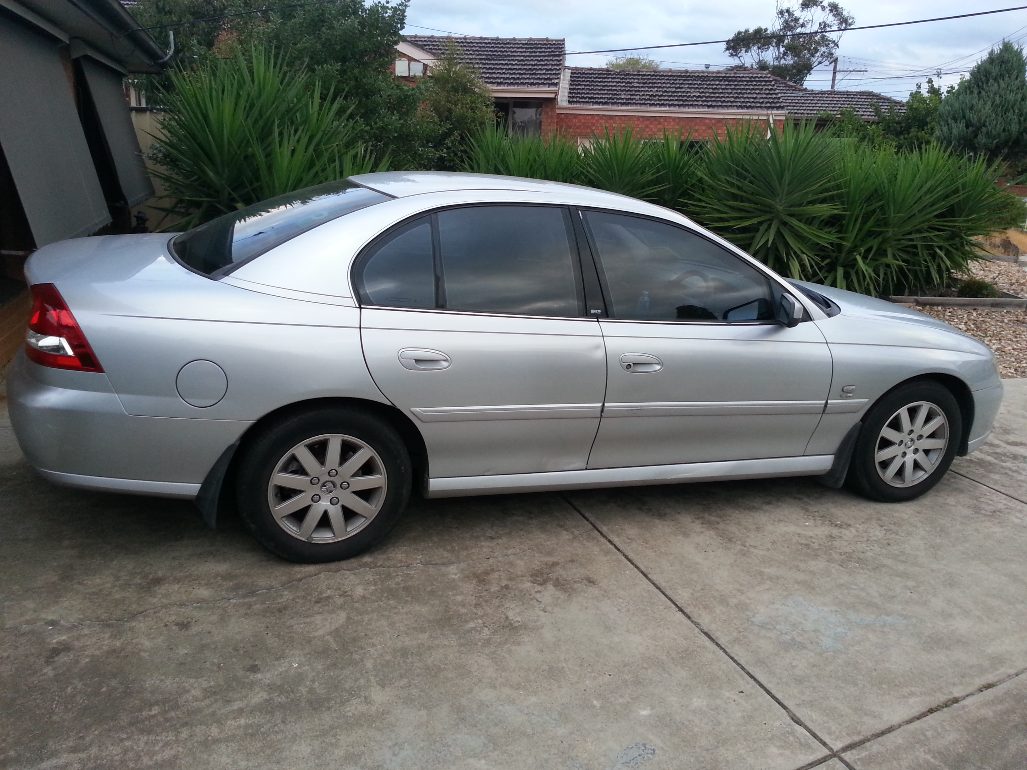 2003 Holden Berlina #20