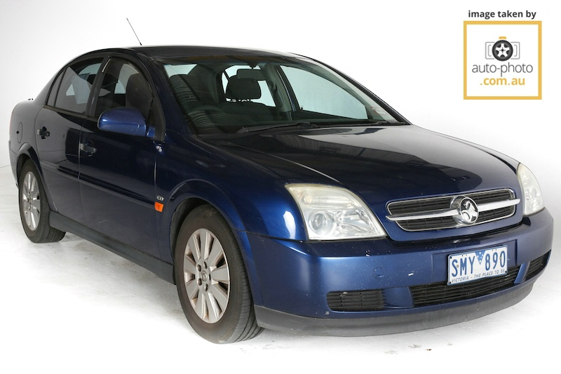 2003 Holden Vectra #10