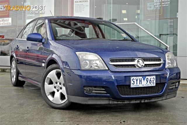 2003 Holden Vectra #15