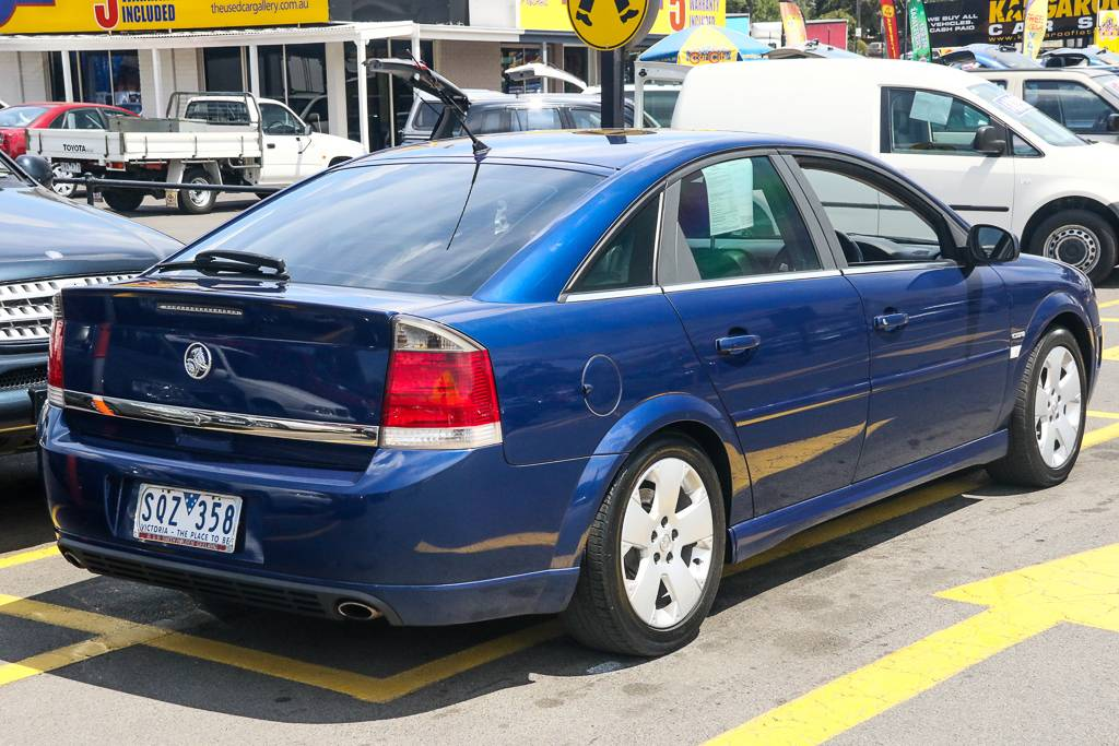 2003 Holden Vectra #14