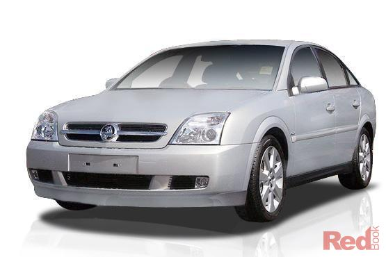 2003 Holden Vectra #12