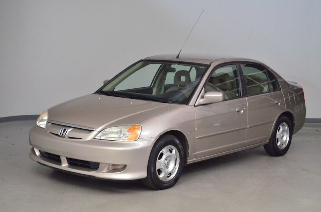 2003 Honda Civic #13