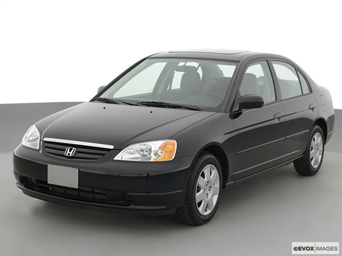 2003 Honda Civic #11