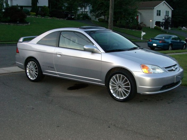 2003 Honda Civic #12