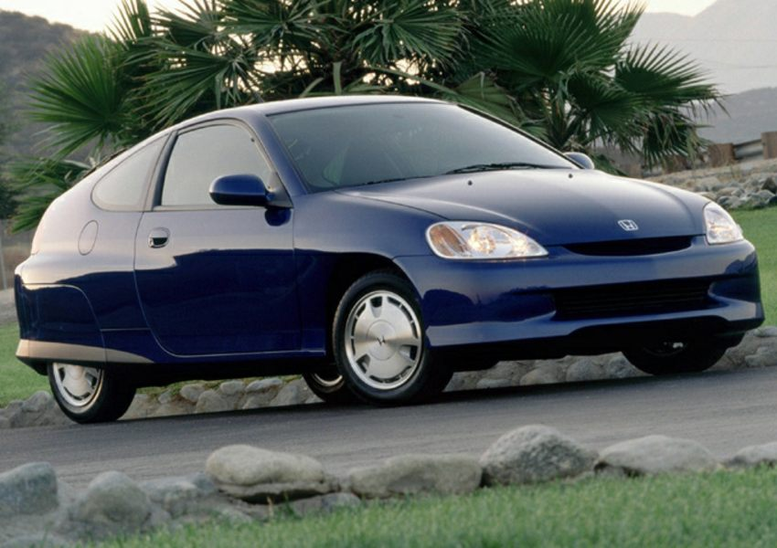 2003 Honda Insight #13