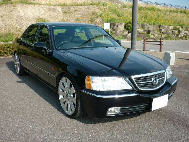 2003 Honda Legend #14