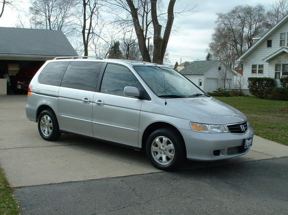 2003 honda odyssey photos informations articles. Black Bedroom Furniture Sets. Home Design Ideas