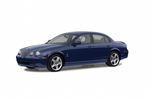 2003 Jaguar S-type #16