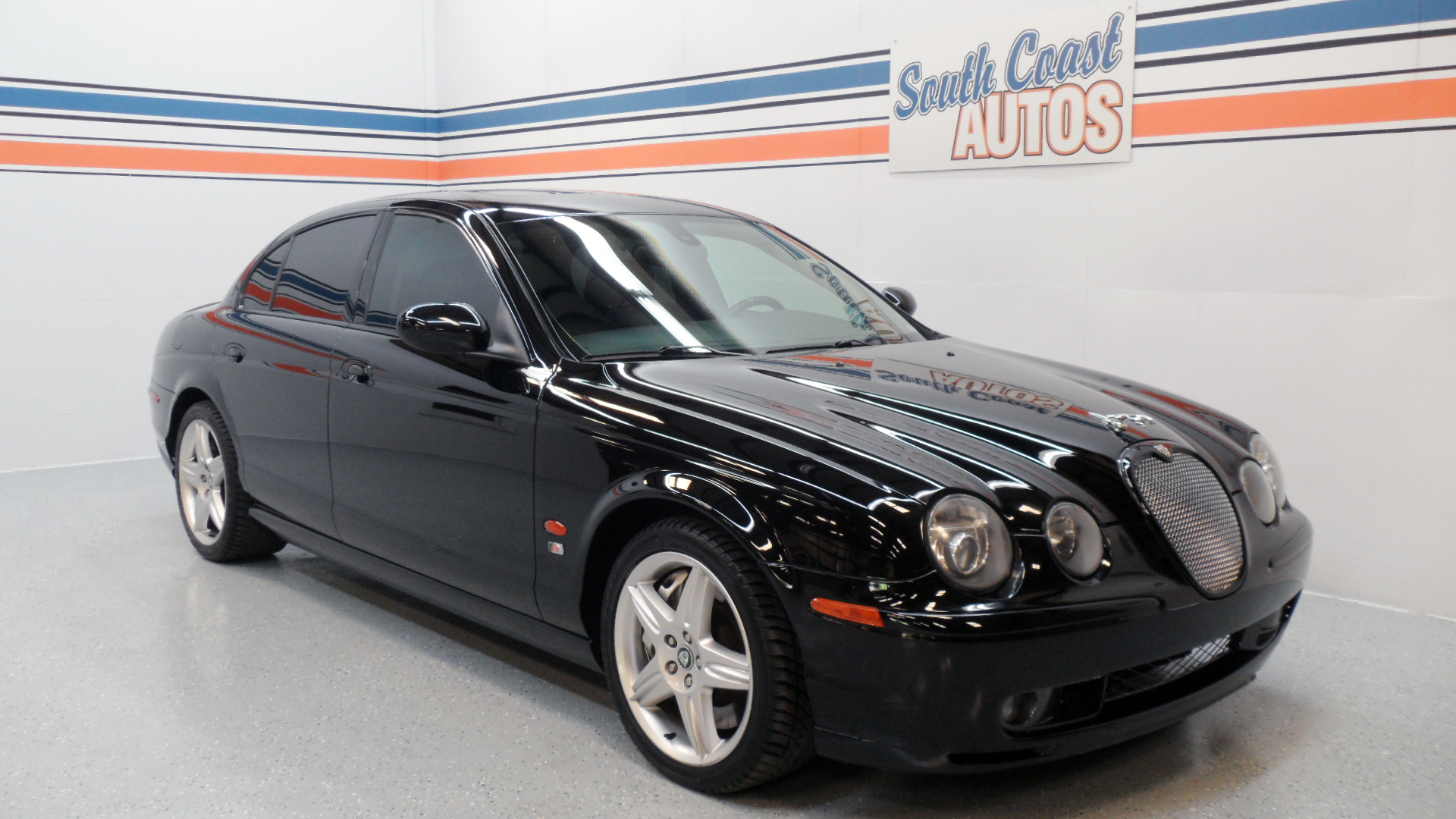 2003 Jaguar S-type #22