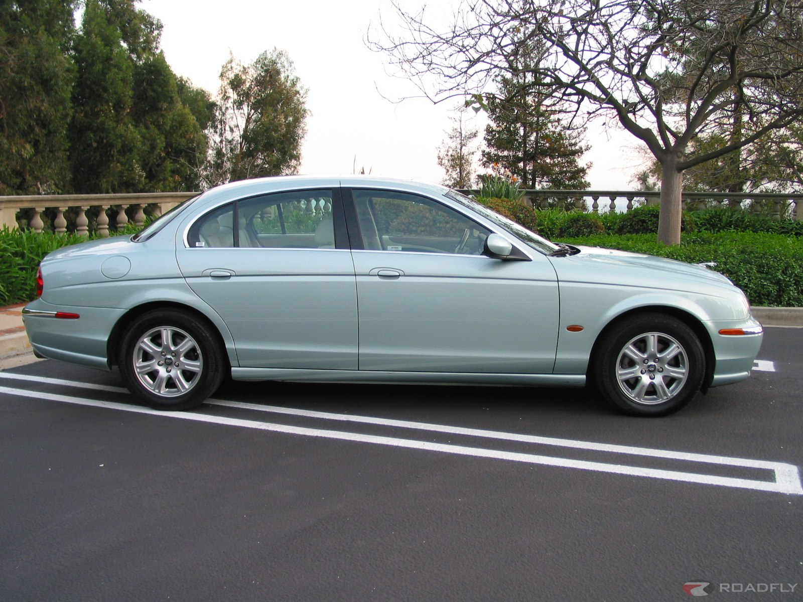 2003 Jaguar S-type #19
