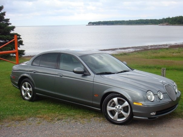 2003 Jaguar S-type #14