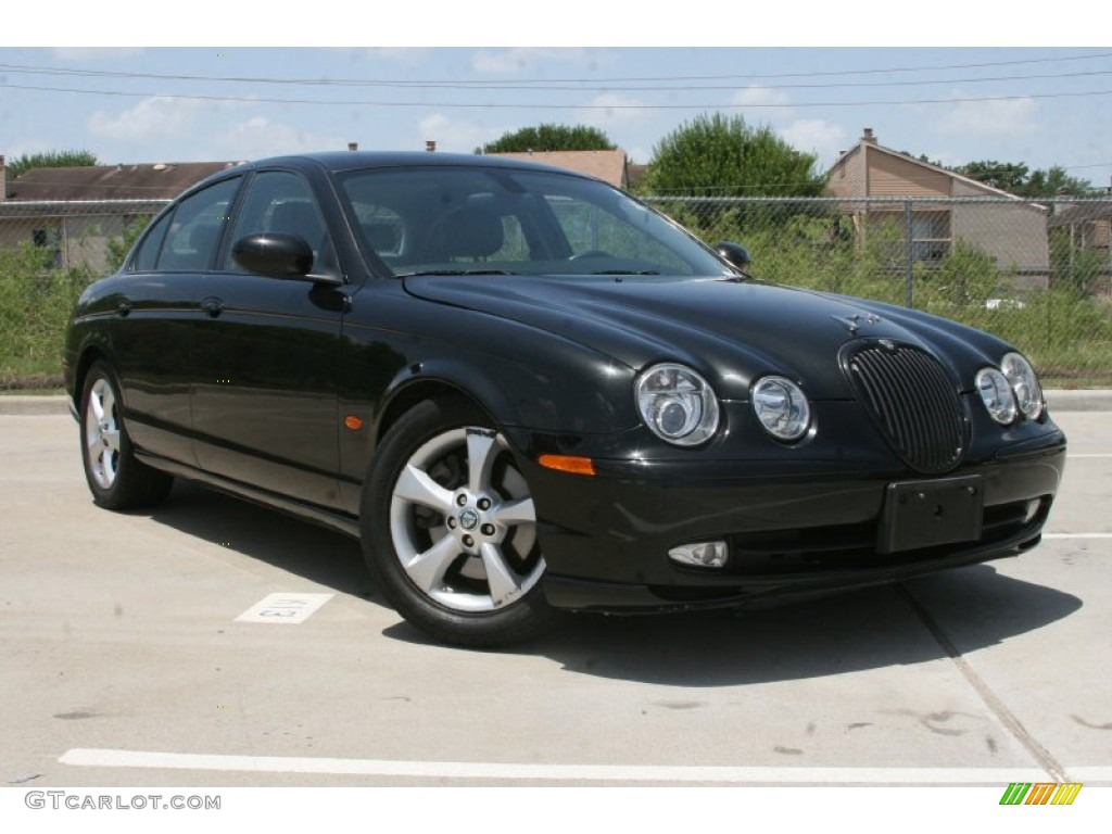 2003 Jaguar S-type #24