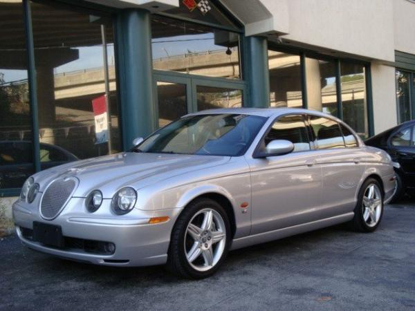 2003 Jaguar S-type #25
