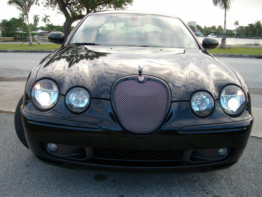 2003 Jaguar S-type #21