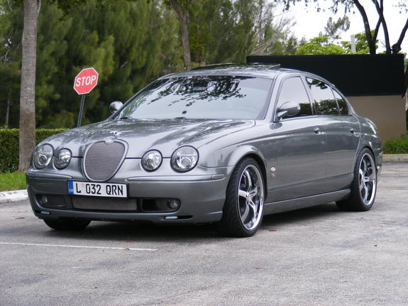 2003 Jaguar S-type #23