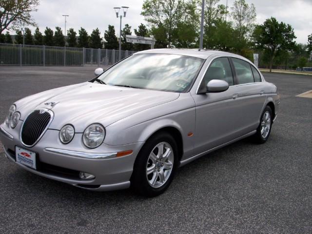 2003 Jaguar S-type #20
