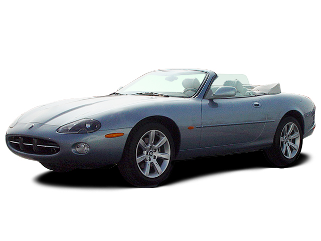 2003 Jaguar Xk-series #18