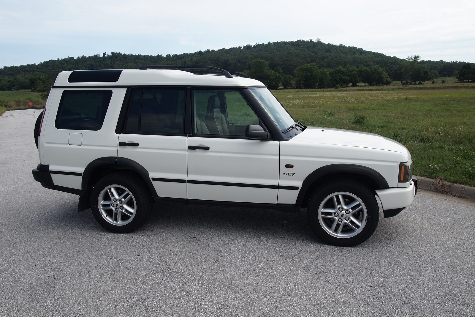 2003 Land Rover Discovery #17