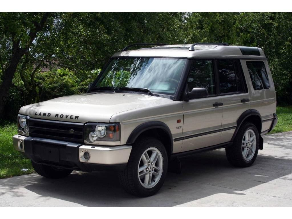 2003 Land Rover Discovery #19
