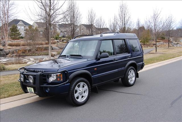2003 Land Rover Discovery #16
