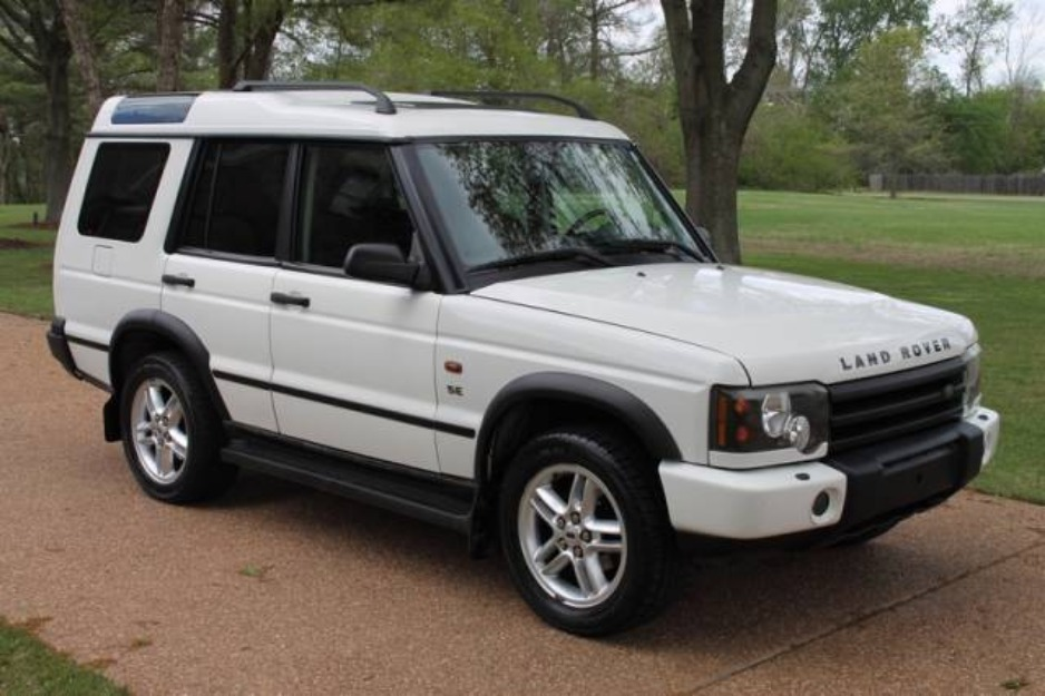 2003 Land Rover Discovery #18