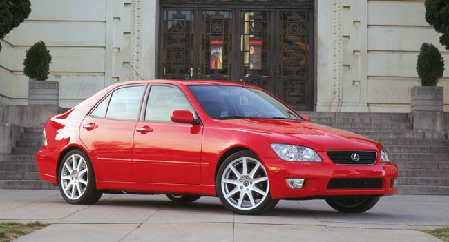2003 Lexus Is 300 #19