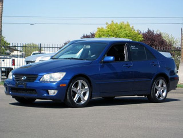 2003 Lexus Is 300 #18