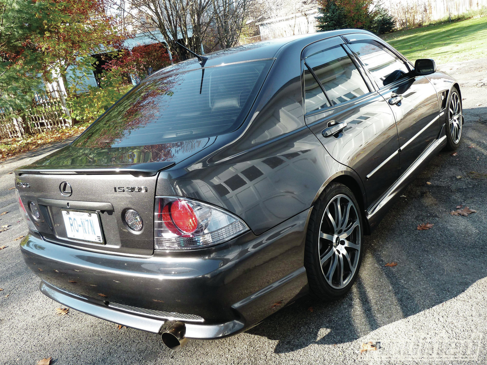 2003 Lexus Is 300 #20