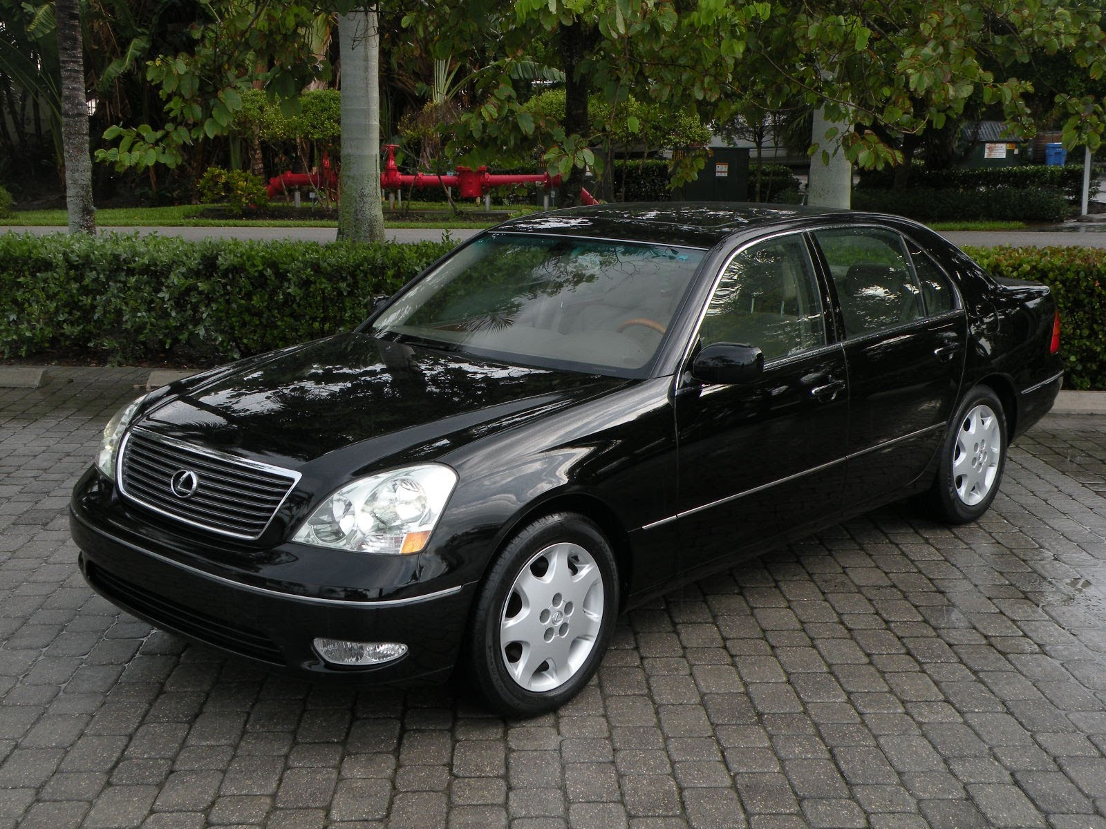 2003 lexus ls 430 photos informations articles. Black Bedroom Furniture Sets. Home Design Ideas