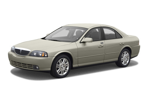 2003 Lincoln Ls #20