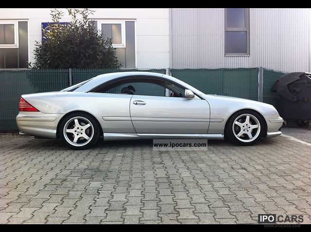 2003 Mercedes-Benz CL #17