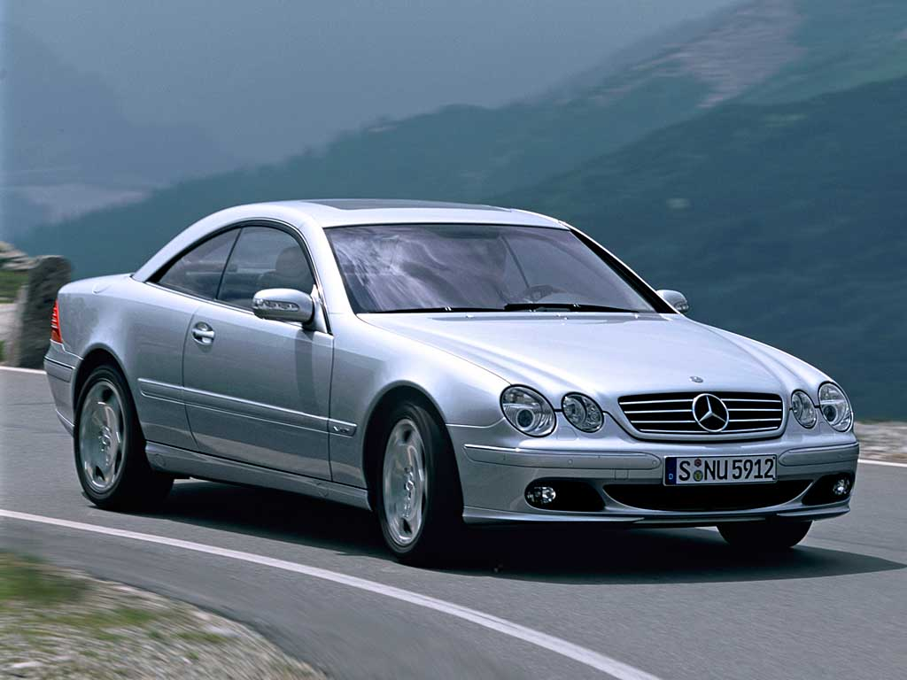 2003 Mercedes-Benz CL #25