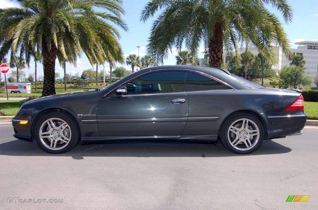 2003 Mercedes-Benz CL #28