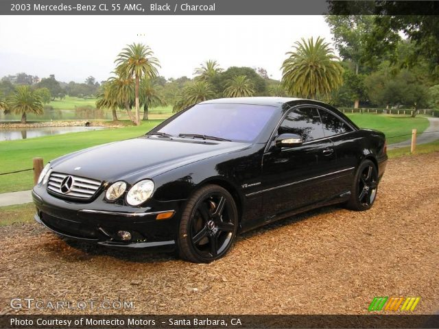 2003 Mercedes-Benz CL #24