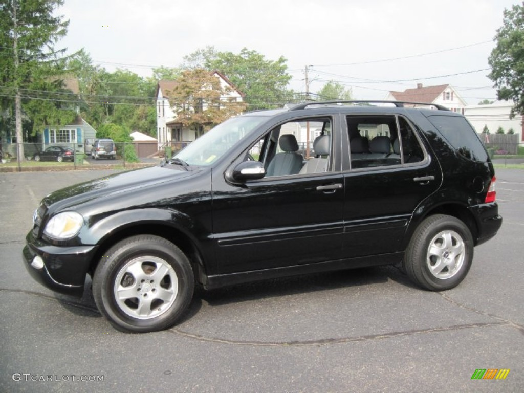 2003 Mercedes-Benz ML #18