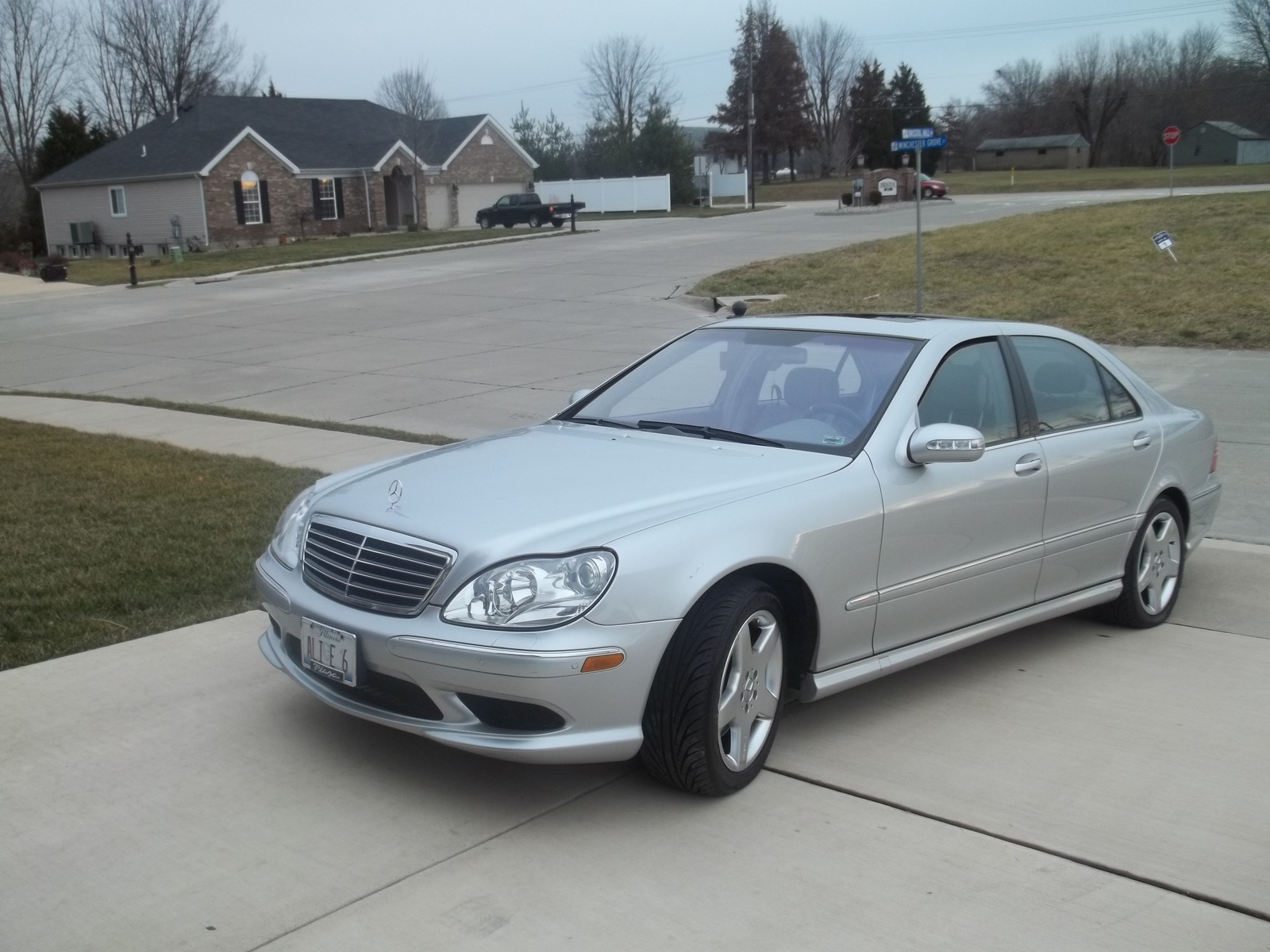 2003 mercedes benz s class photos informations articles for 2003 s500 mercedes benz