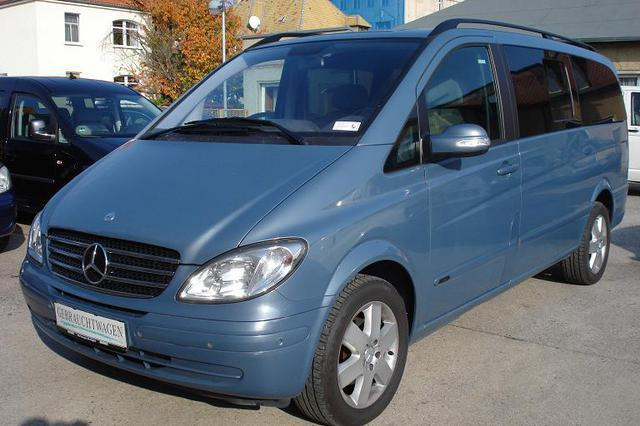 2003 Mercedes-Benz Viano #18