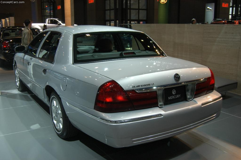 2003 Mercury Grand Marquis #18