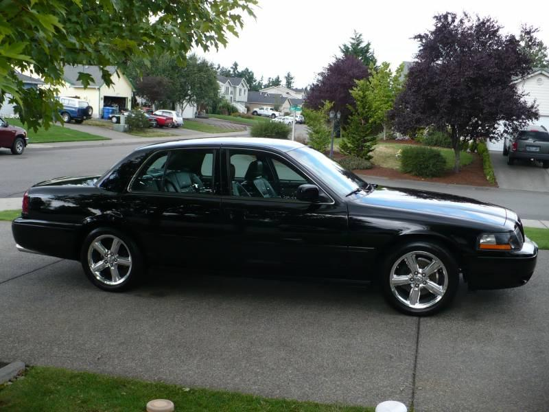 2003 mercury marauder photos informations articles. Black Bedroom Furniture Sets. Home Design Ideas
