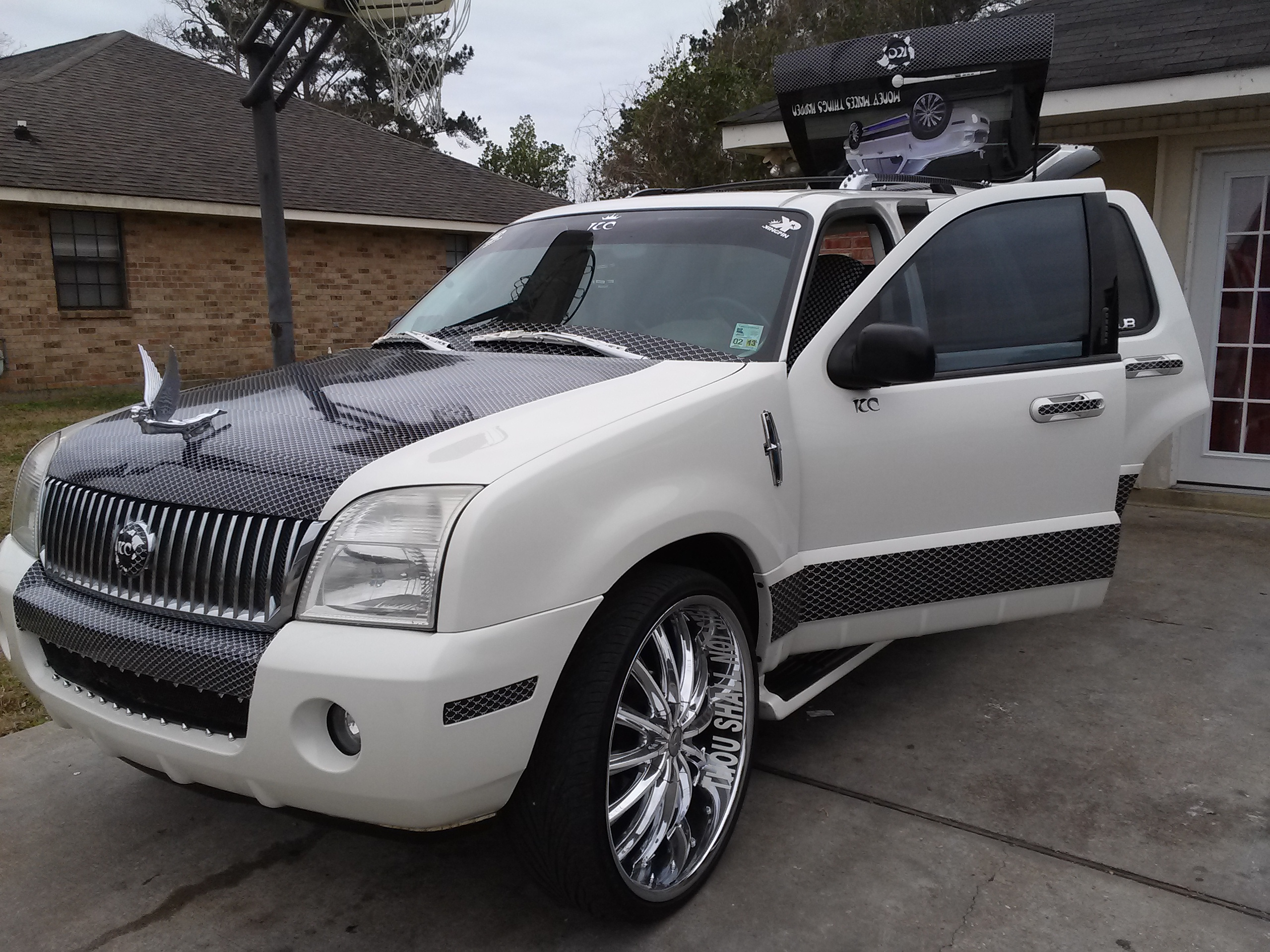 2003 Mercury Mountaineer #18