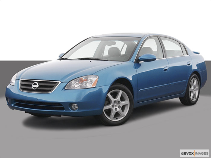 2003 nissan altima photos informations articles. Black Bedroom Furniture Sets. Home Design Ideas