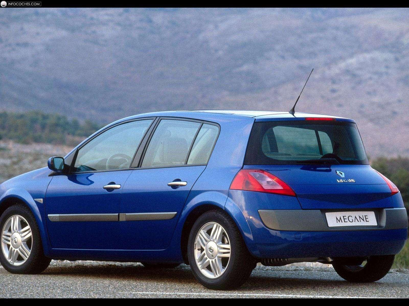 2003 renault megane photos informations articles. Black Bedroom Furniture Sets. Home Design Ideas
