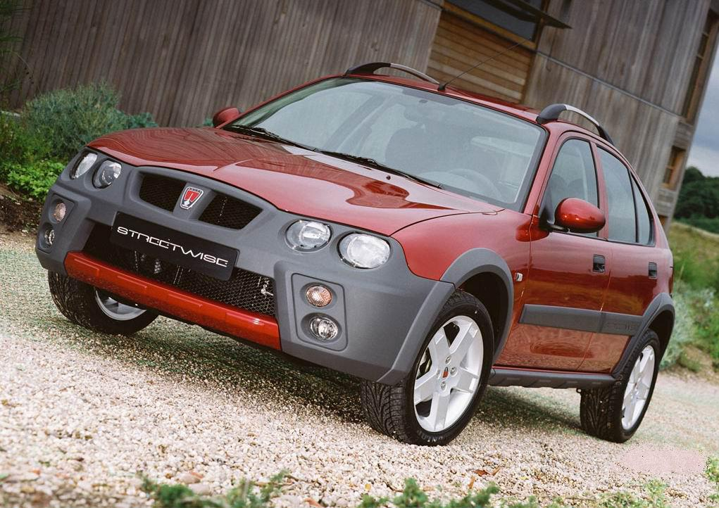 2003 Rover Streetwise #19