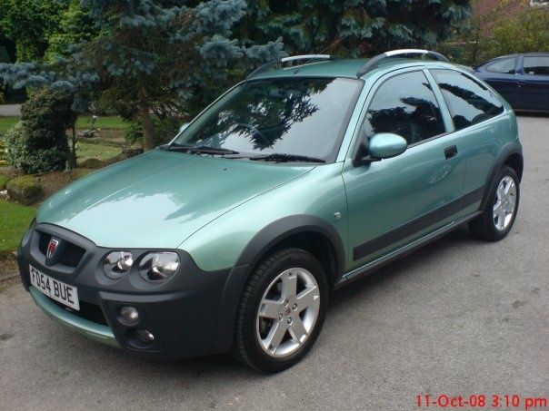 2003 Rover Streetwise #20