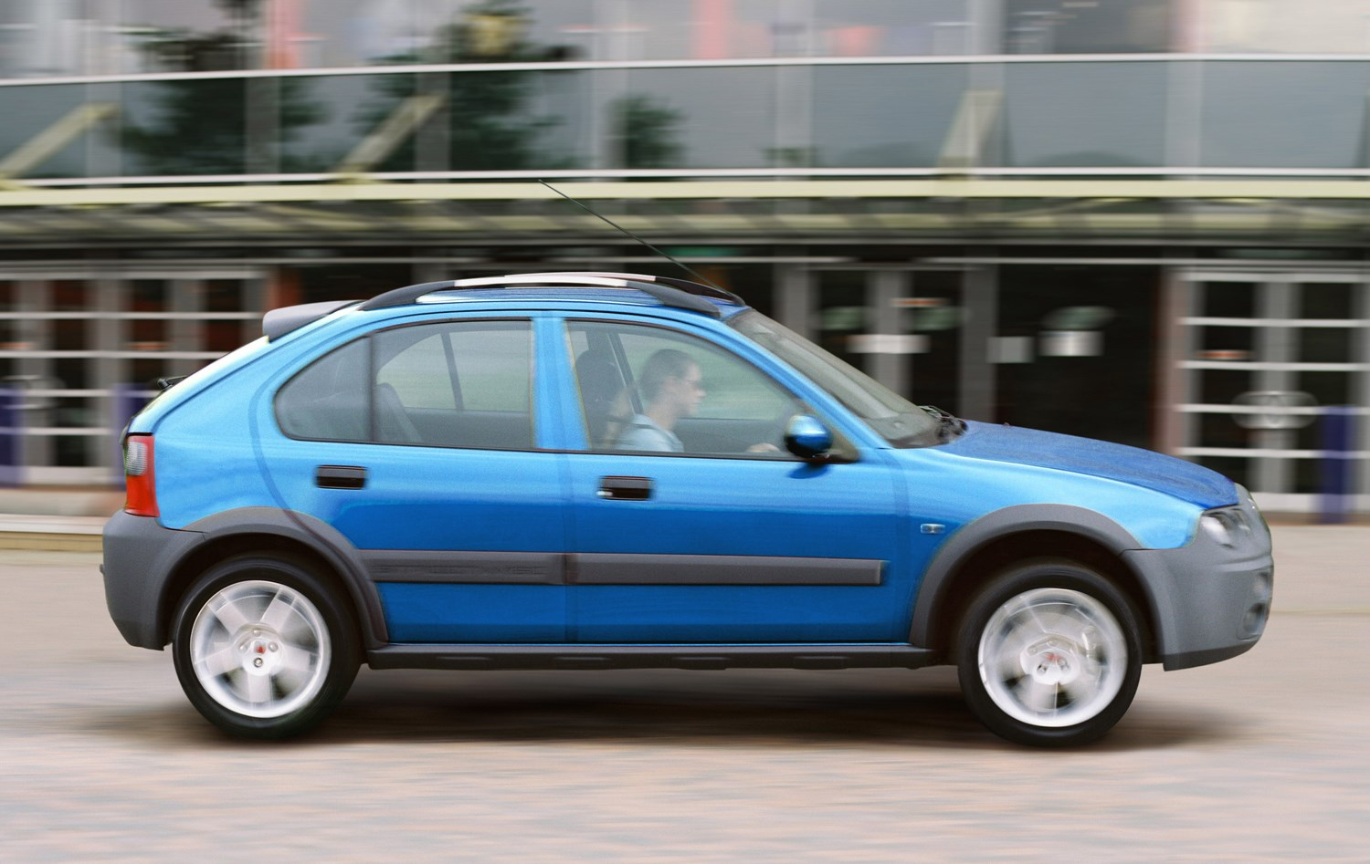 2003 Rover Streetwise #18