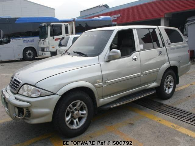 2003 Ssangyong Musso #21