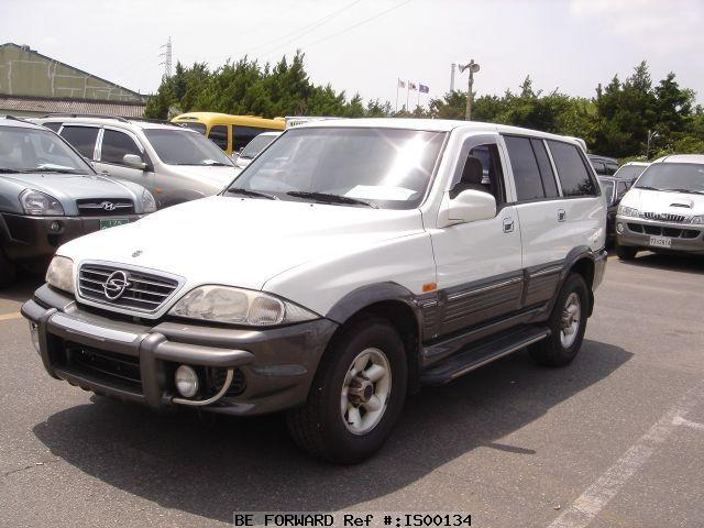 2003 Ssangyong Musso #22