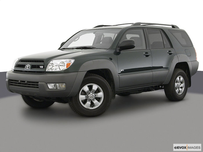 2003 Toyota 4runner Photos Informations Articles Bestcarmag Com