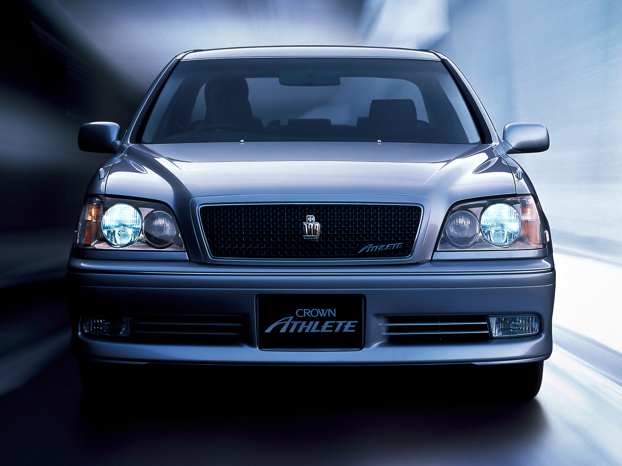 2003 Toyota Crown #16