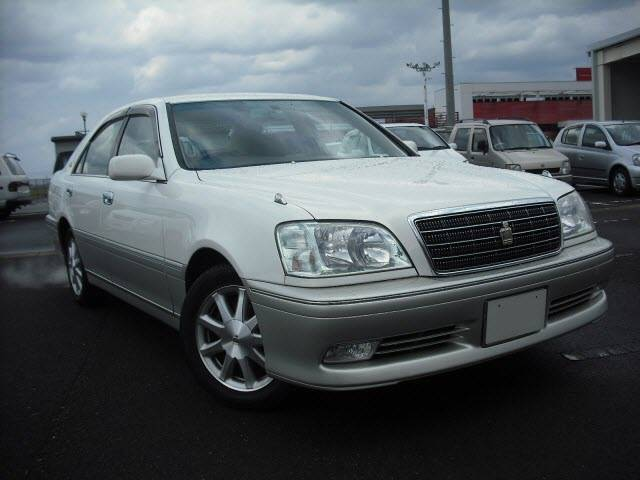 2003 Toyota Crown #14